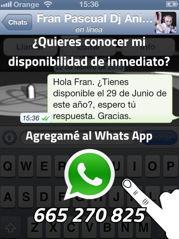 Fran-Pascual-DJ-Animador-Contacto-Telefono-WhatsApp