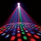 DJ Animador, Efectos de Iluminación Técnología Led