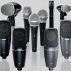 DJ para Bodas, Micrófonos Vocales, Micrófonos Ambientales, Micrófonos de Mano, Micrófonos para Baterías, Micrófonos con Condensador Shure.