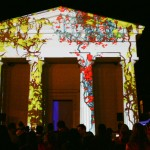 Video Mapping en Bodas en Sevilla